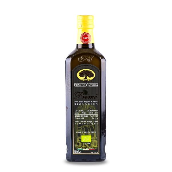 Primo Olio extra vergine Monti iblei BIO, 500 ml