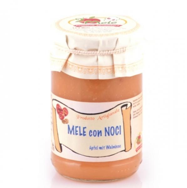 Confettura mele e noci, 346 g