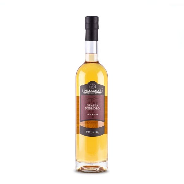 Grappa Nebbiolo Barrique 42%