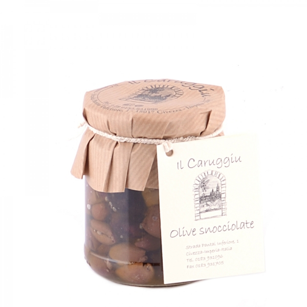 Olive Snocciolate, 180 g