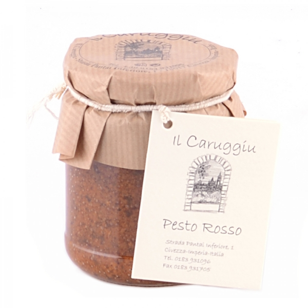 Pesto Rosso, 180 g