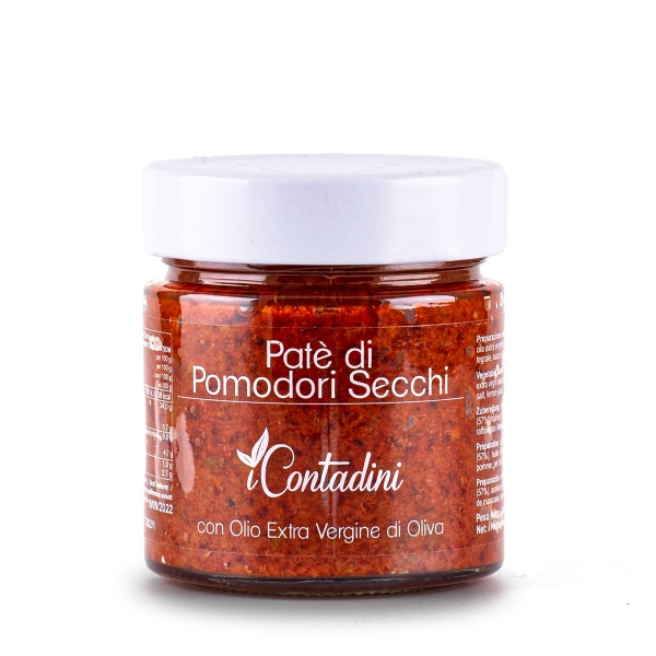Pate di Pomodori Secchi, 230 g