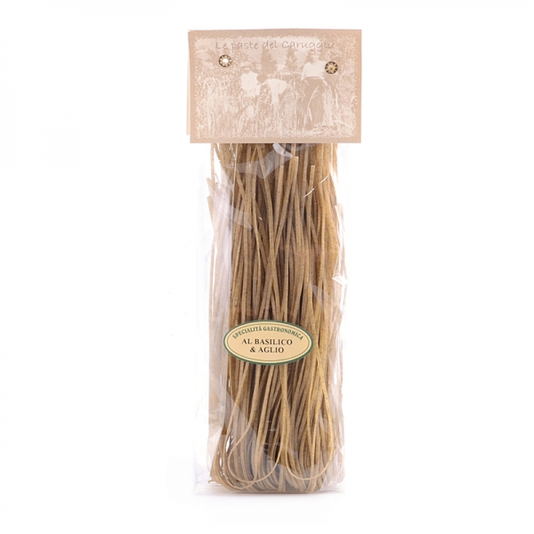 Tagliolini basilico e aglio, 250 g