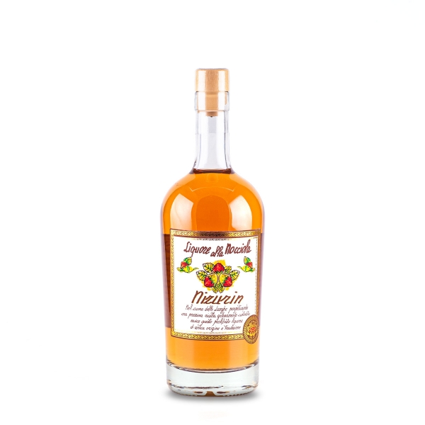 """Liquore alla Nocciola """"Nizuzin"""" 30%"""