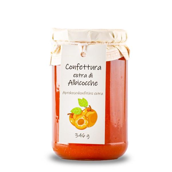 Confettura extra di Albicocche, 330 g
