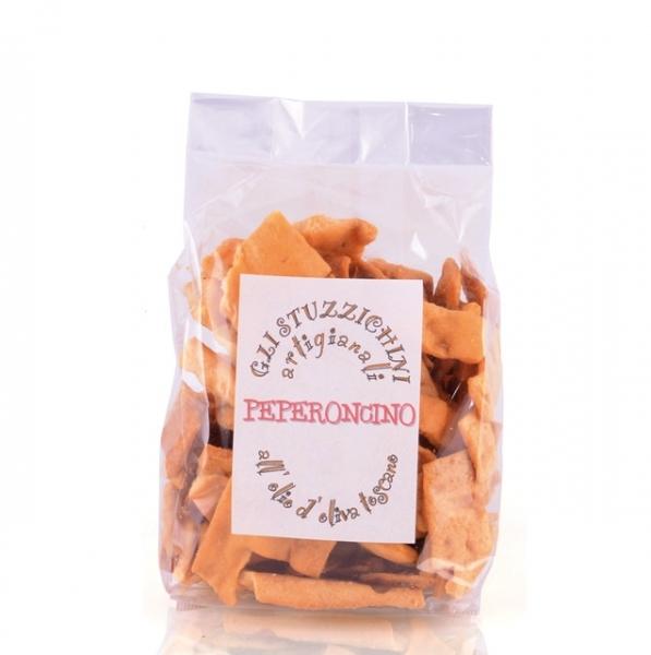 Stuzzichini al Peperoncino, 200 g