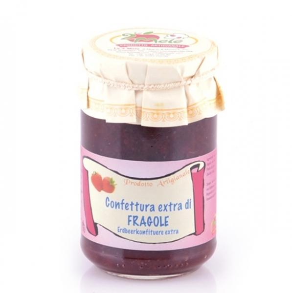 Confettura di fragole, 346 g