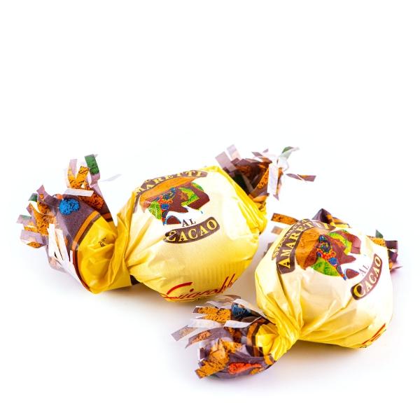 Amaretti al cacao, 200 g