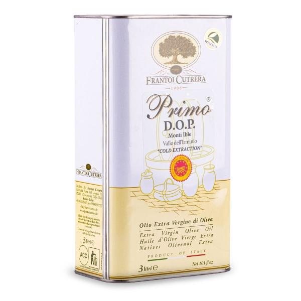 Primo Olio extra vergine Monti iblei BIO DOP, 3,0 L