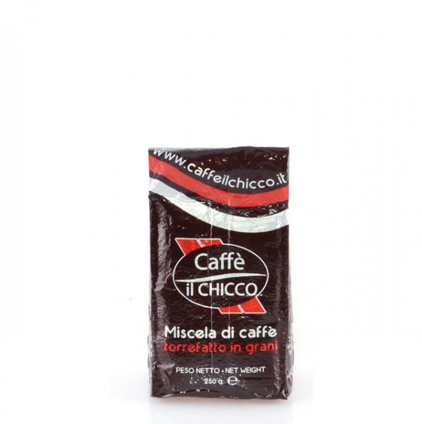Caffe Il Chicco 90% Arabica 10% Robusta, 250 g, gemahlen