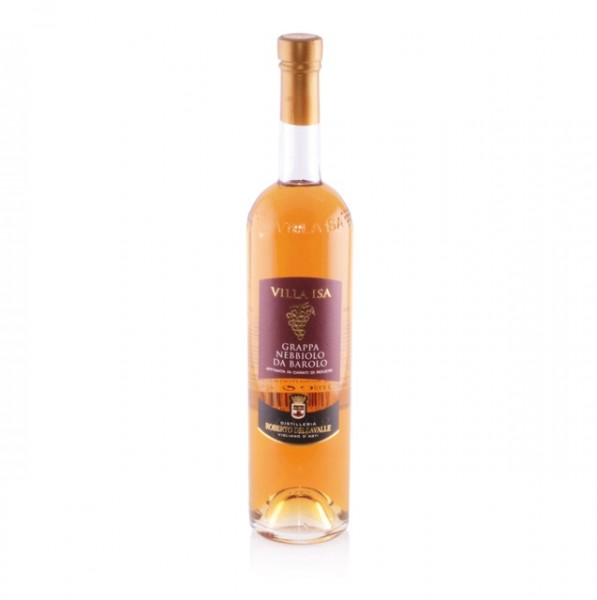 GRAPPA NEBBIOLO BARRIQUE