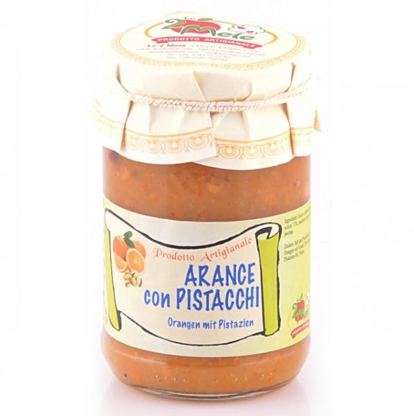 Arance con pistacchi, 346 g