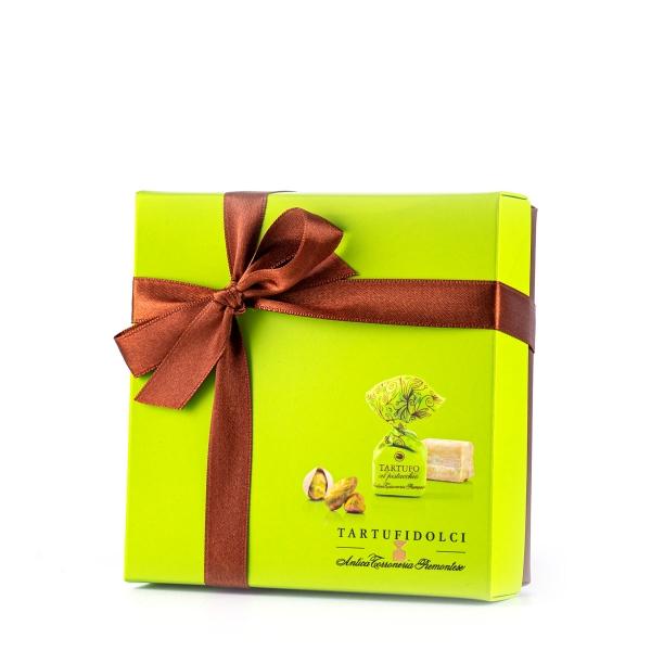 Tartufi Pistacchio BOX, 175 g