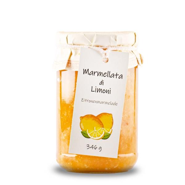 Marmellata di limoni, 346 g