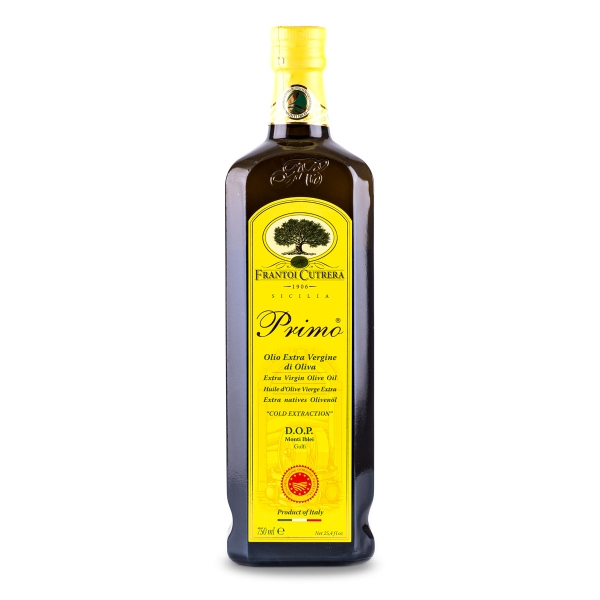 Primo Olio extra vergine Monti iblei DOP, 750 ml