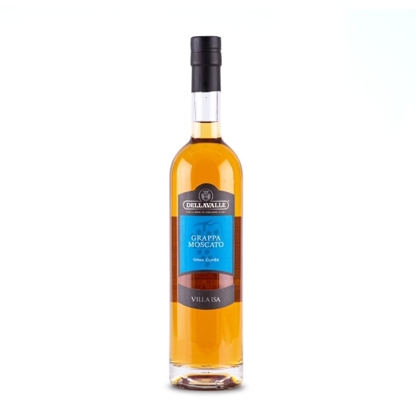 Grappa Moscato Barrique 42%