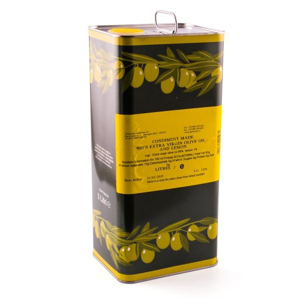 Olio al limone 5 L
