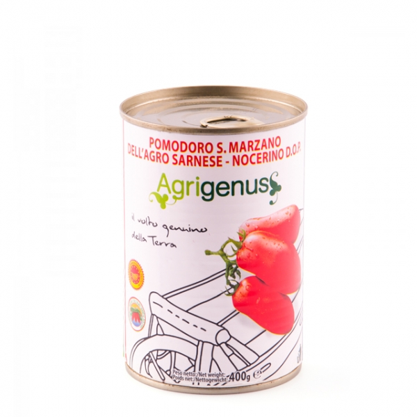 Pomodoro San Marzano, 400 g