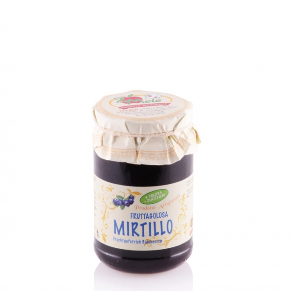 Frutta golosa mirtillo, 330 g