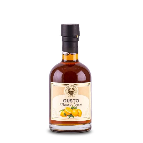 Gusto Limone- Zitronendessing 250 ml