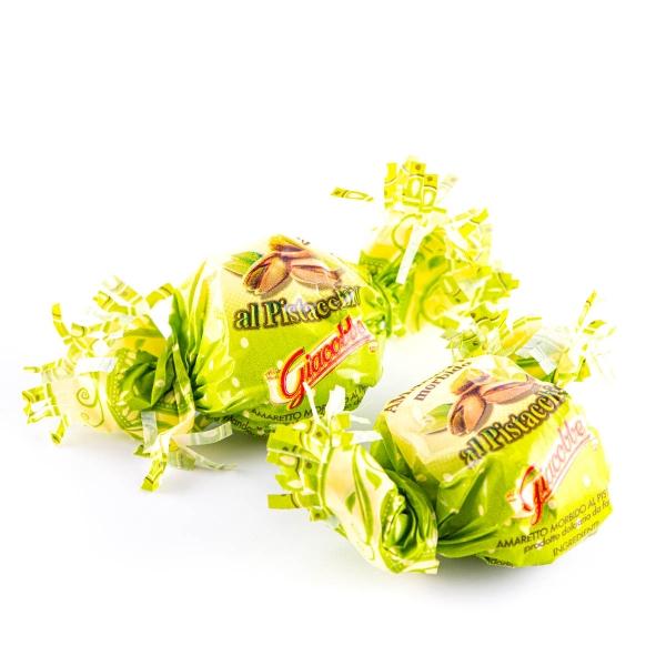 Amaretti al pistacchio, 200 g