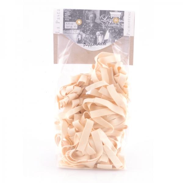 Pappardelle di semola, 250 g