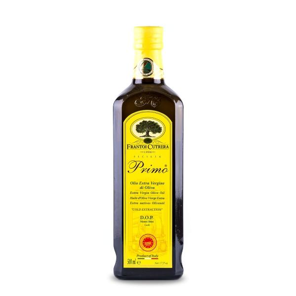 Primo Olio extra vergine Monti iblei DOP, 500 ml