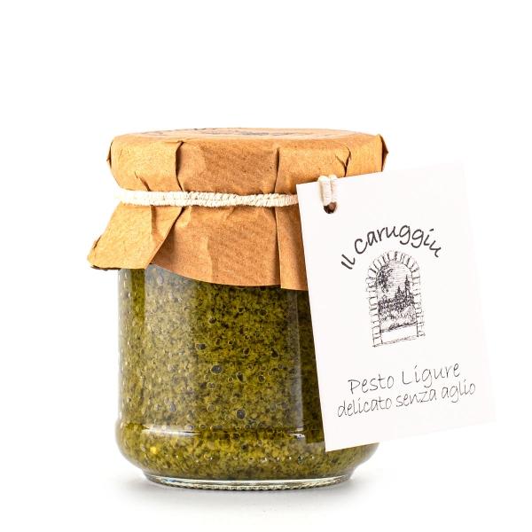 Pesto Ligure senza aglio, 180 g