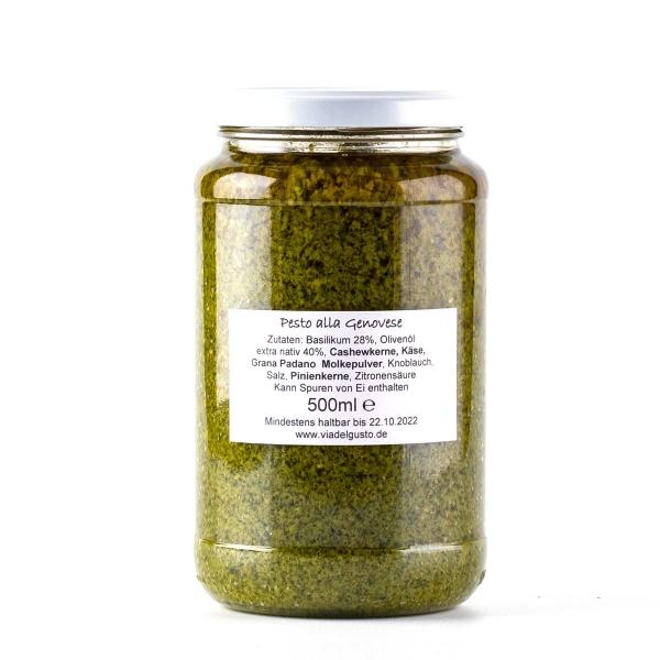 Pesto alla genovese, 500 g