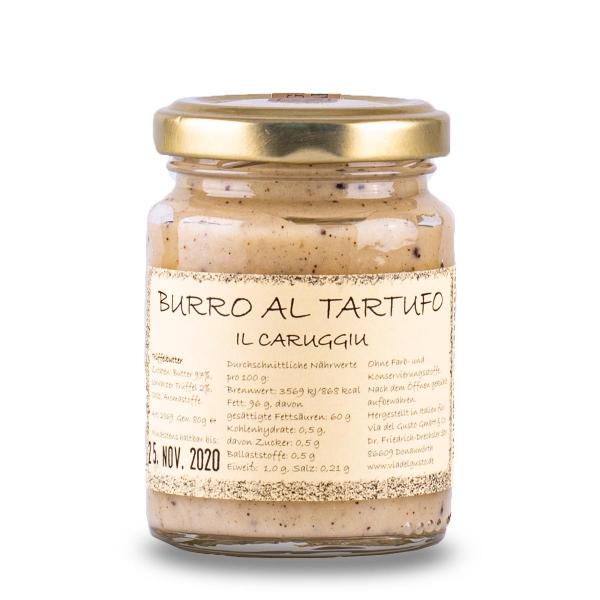 Burro al tartufo